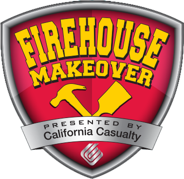 Firehouse Makeover Presented by California Casualty